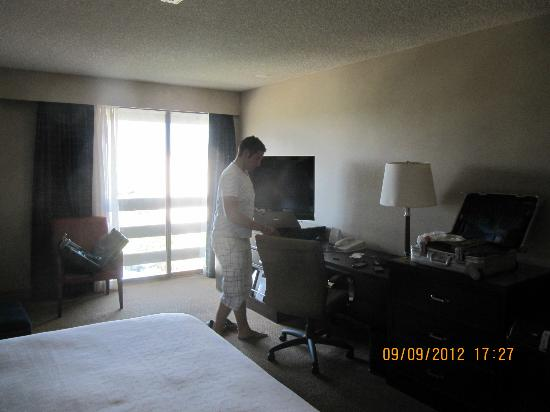Sheraton Albuquerque Uptown: Club Room