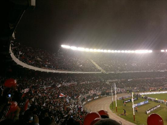 ‪Estadio Monumental De River Plate‬