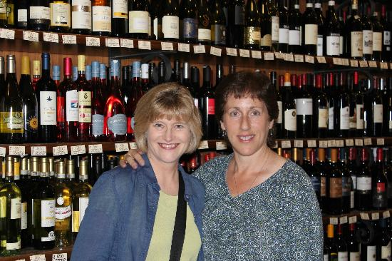 Florence for Foodies: Wendy and Stephanie