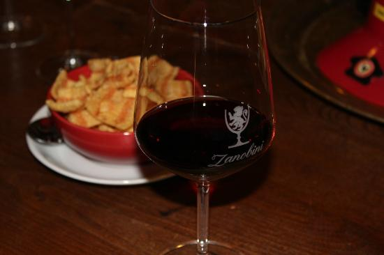 Florence for Foodies: wine tasting