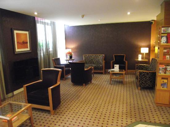 Hotel Magellan: Salon
