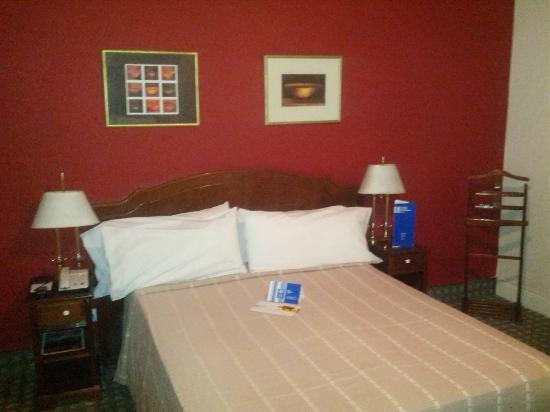 Hotel Suites Catalinas: old but nice