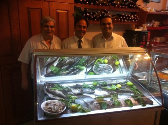Liman Restaurant : fish