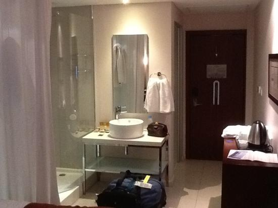 Protea Hotel by Marriott OR Tambo Airport: shower in the room
