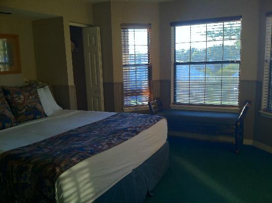 Silverleaf Holiday Hills Resort: Master Bedroom