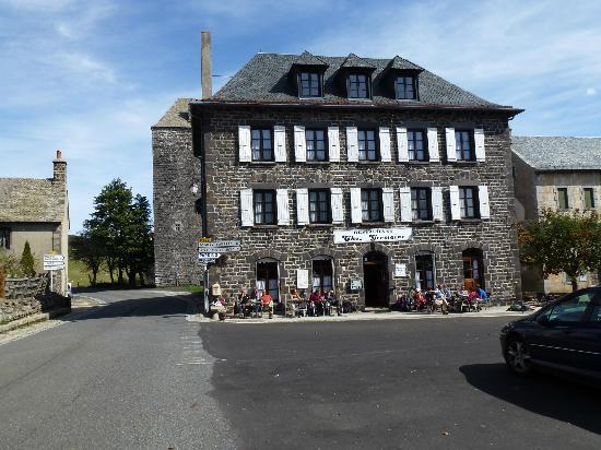 Aubrac, Francja: Chez Germaine