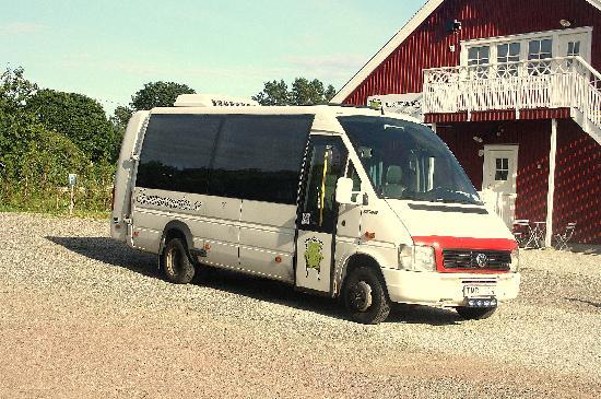 Sandviken, Swedia: Bus