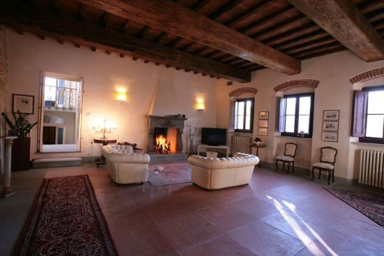 La Sorgente di Francesca: Salone Bed and Breakfast
