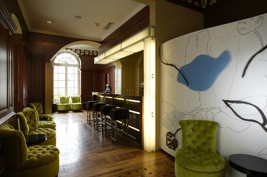 Casa Gangotena : Bar