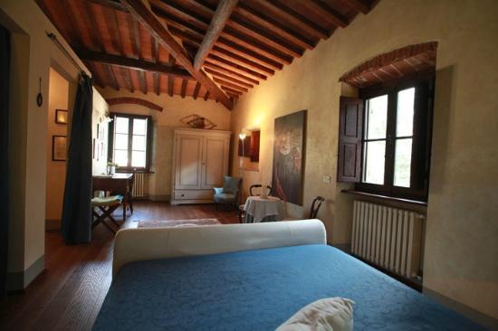 La Sorgente di Francesca: Camera Matrimoniale Papavero