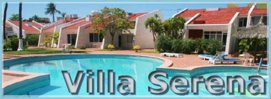 Villa Serena Vacation Rentals: Swimming pool area