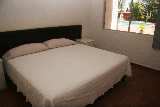 Villa Serena Vacation Rentals: Bedroom in first floor
