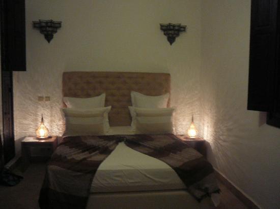 Riad Badi: Chambre Canelle