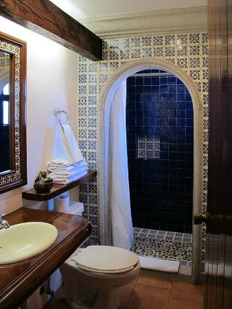 Hotel Lunata: Bathroom in Single Room
