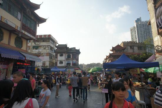 Rongcheng Ancient Street