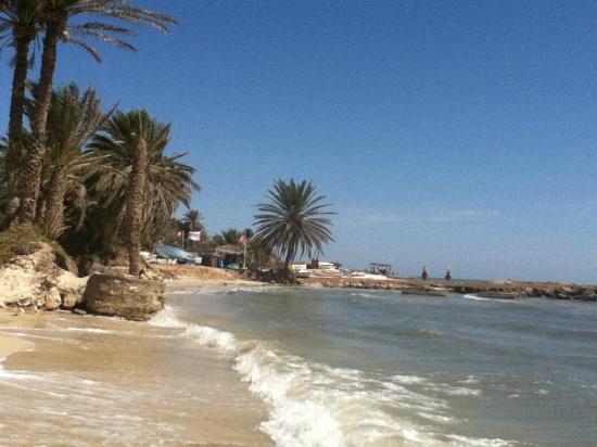 Sangho Village Djerba: La plage