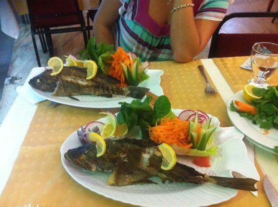 Liman Restaurant : service