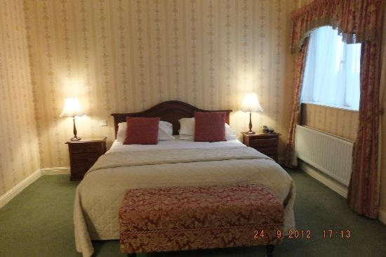 Sheedy's Country House Hotel: Extremly comfortable bed