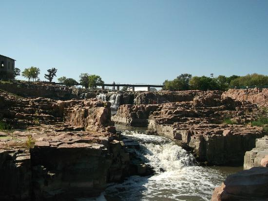 TownePlace Suites Sioux Falls: Sioux Falls Park