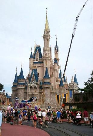 Magic Kingdom Park: Castle - Sept 2012