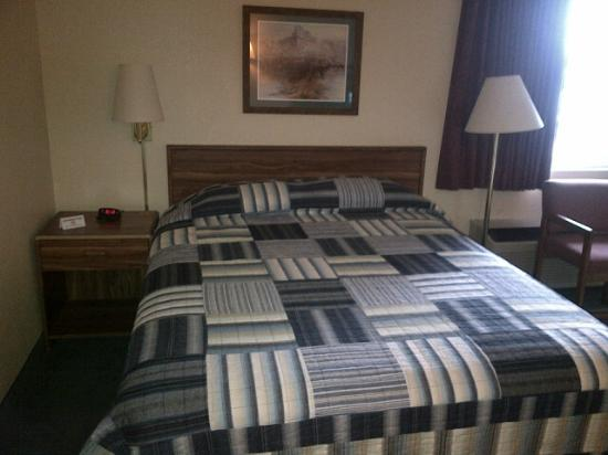 Buffalo Lodge Inn and Grill: One of our Single Rooms