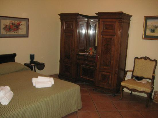Luna Caprese: Lovely room!