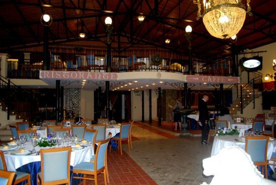 Terme Francescane Village: Sala cerimonie