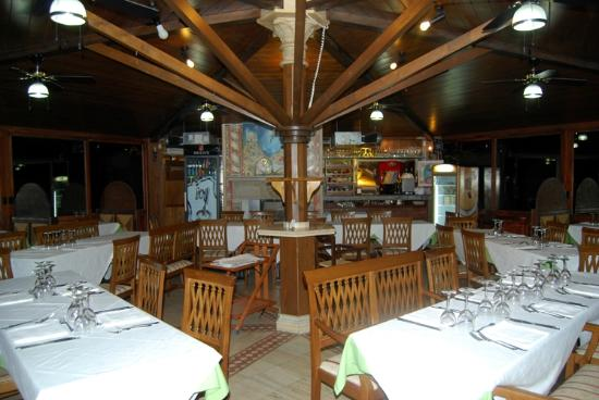 Terme Francescane Village: Il ristorante