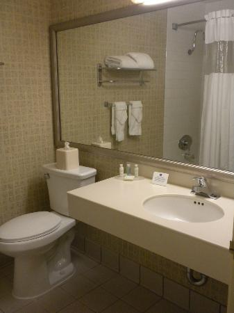 BEST WESTERN PLUS Heritage Inn: Bathroom for Room #333