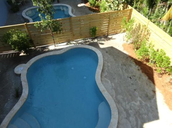 Anna Maria Guest Houses: Guest House 308 Private Pool