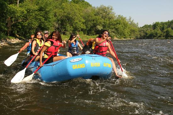 Grand River Rafting Company: Rafting the Grand River of Southern Ontario