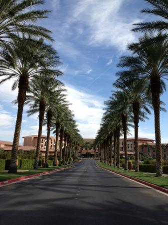 The Westin Lake Las Vegas Resort & Spa: Entrance to Westin Lake Las Vegas