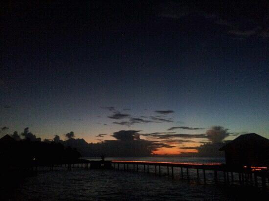 Diamonds Thudufushi : tra la notte e l alba ..