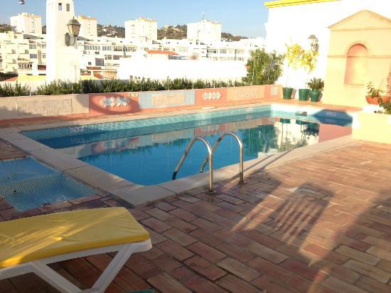 Loule Jardim Hotel: rooftop poll
