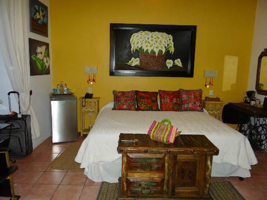 La Casona de Tete: One of the bedrooms