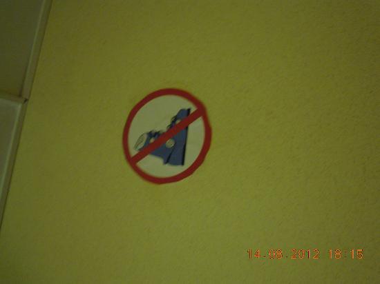 Sant Moritz Apartments: más prohibiciones