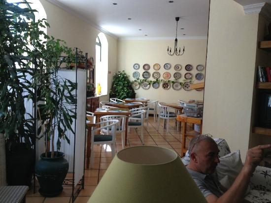Loule Jardim Hotel: .