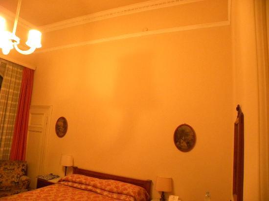 Grand Hotel & La Pace: GRIETAS