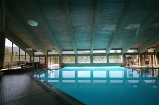 The Lodge at Tamarron: Indoor Pool