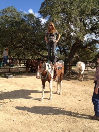 Rancho Cortez : Ride 'em Cowgirl!