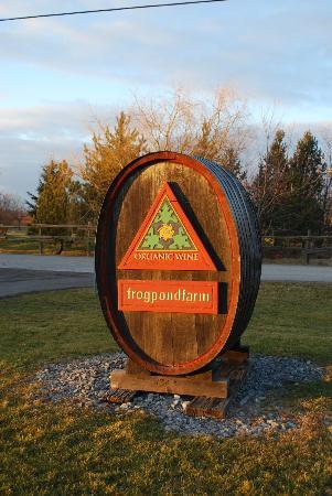 Frogpond Farm Organic Winery
