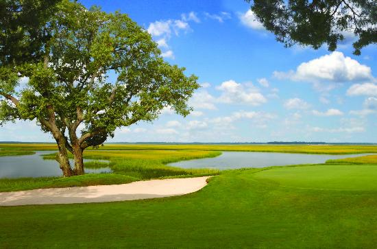 Isla de Amelia, FL: Oak Marsh Hole #16