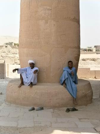 Desert Paradise Lodge: Luxor