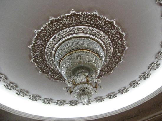 Palace of Parliament: Llarge lamp