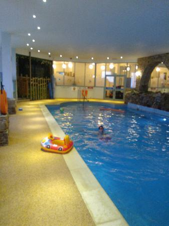 Sands Resort Hotel & Spa: There is also a small pool for babies