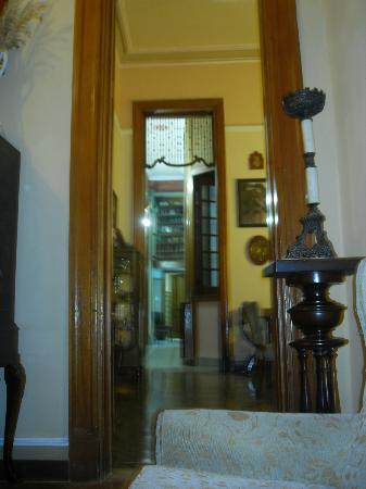 Hostal del Angel: Hallway
