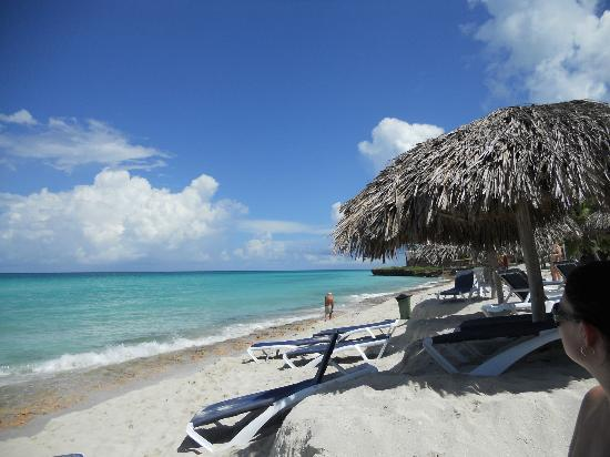 Melia Varadero: private beach