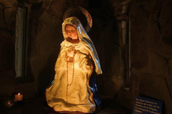 聖母トレス・セリトース