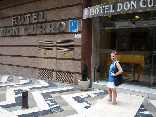 Hotel Don Curro: Malaga