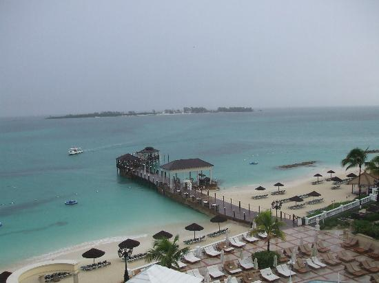 Sandals Royal Bahamian Spa Resort & Offshore Island: View from room